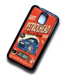 KOOLART PETROLHEAD SPEED SHOP Design For Retro Vauxhall Vectra SRi Case Cover Fits Samsung Galaxy S5